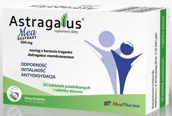 ASTRAGALUS MEA