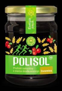 """Polisol """"Z żurawiną"""""""