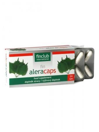 Aleracaps - łagodzi objawy alergii