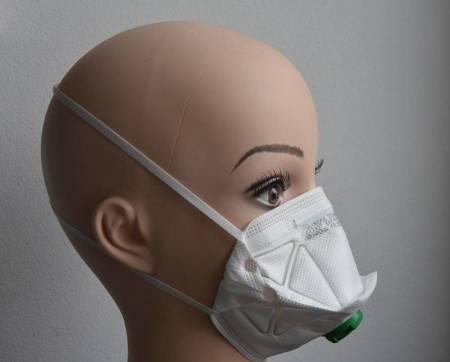AntySMOG półmaska ochronna